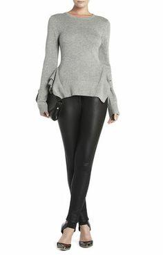 Loretta Side-Panel Pullover