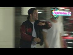 Robert Pattinson is Proud of Elbowing Paparazzi at Beyonce Concert at Staples Center LA - YouTube 7-1-13