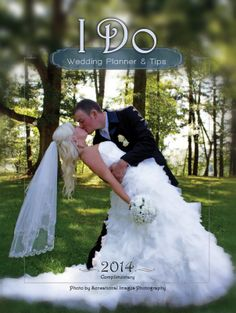 "So excited to be featured on the cover of the ""I Do Wedding Planner"" for the second year in a row. Stop by our studio to pick up your copy today!"