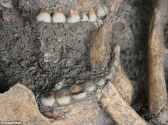 Starch grains found in the teeth of hunter gatherers in Serbia (pictured) has revealed that Mesolithic people were munching on wheat and barley as early as 6,600 BCE, more than 500 years earlier than previously thought