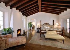 Arthur Olgivy estate: Monticeto, CA. Built 1926. Spanish Revival style. George Washington Smith architect.