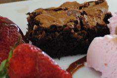 mutter konyhája: Brownie