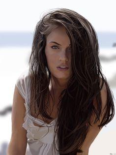 Megan Fox by LuckyNo4.deviantart.com on @DeviantArt
