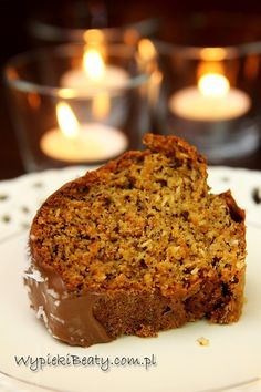 Sweet Recipes, Cake Recipes, Banana Bread, Deserts, Clean Eating, Food And Drink, Sweets, Baking, Breakfast