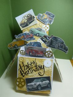 Boxed Card for Son in Law | docrafts.com