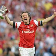 Thanks for the memories #thomasrosicky #Legend  #Arsenal  #Gunners #LittleMozart   #AlwaysAgooner  #coyg