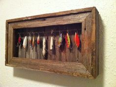 Fishing Lure Display Case