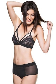 The lingerie line that looks good on EVERYONE