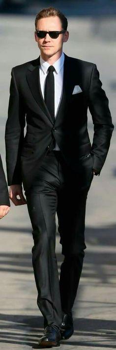 Here comes Me.Bond.perfect  James bond. Tom hiddleston.   Loki jonathan pine