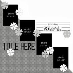 @ home with Studio K: Lakeside Scrapbooking...