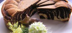 Koláč Zebra