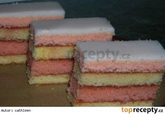 czech recipes Punov ezy jako z cukrrny recept - Czech Desserts, Sweet Desserts, Czech Recipes, Russian Recipes, Slovakian Food, Baking Recipes, Dessert Recipes, Sweet Cooking, Wonderful Recipe