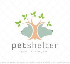 Logo for  dog kennels, pet care clinics, animal welfare organizations and similar ventures. #logodesigner #startups #logomaker #business #creativedesigns #branding #logoart #logo #animals Design Shop, Logo Design, Dog Kennels, Tree Logos, Stationary Design, Logo Maker, Animal Welfare, Business Card Logo, Art Logo