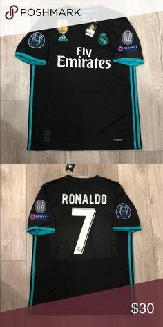 eb4a5c4090 Real Madrid Away Cristiano Ronaldo new Real Madrid Away Cristiano Ronaldo  new champions league Shirts