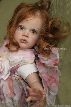 Волшебной красоты девочка реборн Mattia от Анны Арутюнян / Куклы Реборн: изготовление своими руками, фото, мастера / Бэйбики. Куклы фото. Одежда для кукол Reborn Doll Kits, Reborn Toddler Dolls, Child Doll, Reborn Babies, Life Like Baby Dolls, Life Like Babies, Cute Babies, Baby Doll Strollers, Realistic Baby Dolls
