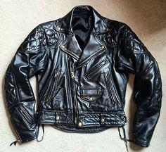 Langlitz Padded Columbia Jacket