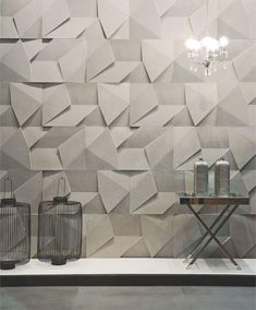 Origami Wall Candy