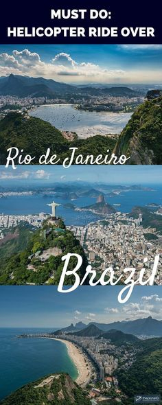 The Helisul Experience – Flying High with a Helicopter Ride over Remarkable Rio the Janeiro in Brazil // The Planet D Adventure Travel Blog