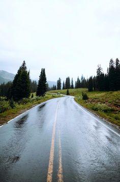 Endless drives lostintheforrest