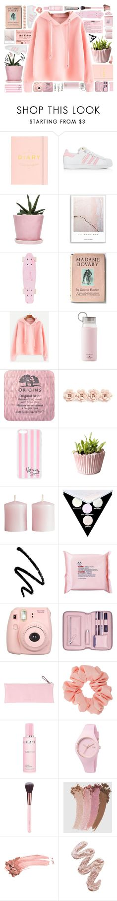 """""""☼ YOU'LL ALWAYS BE THE ONE i LOVE THE MOST ☼"""" by unofficialpeaches ❤ liked on Polyvore featuring Mara-Mi, adidas, Dot & Bo, WithChic, Kate Spade, Origins, J.Crew, Victoria's Secret, H&M and Kat Von D"""