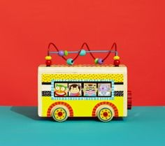 Busy Bus - Best Gifts for Babies and Toddlers