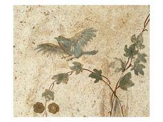Detail of Roman Fresco