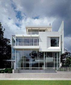 #Architecture #RichardMeier #House #Building