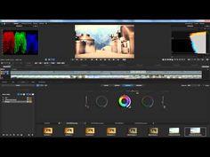 ▶ [어도비] 스피드 그레이드 CS6의 새로운 기능 - What's New in SpeedGrade CS6? - YouTube Adobe Speedgrade, Desktop Screenshot
