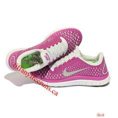 Nike Free 3.0 V4 Pink Flash Volt