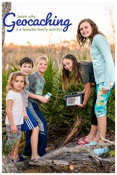 Geocaching: a Fantastic Family Activity | OurLittleLifestyle