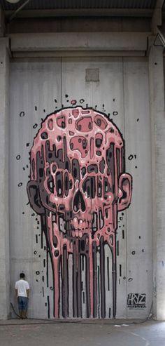 Skull Graffity