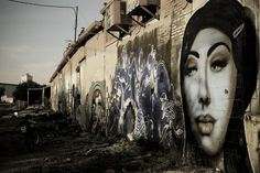 Kansas City Graffiti Wall