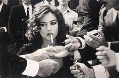 Monica Bellucci in Malena.  She is gorgeous!