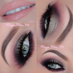 Fall Makeup look @ maya_mia_y Fall Makeup Looks, Pretty Makeup, Love Makeup, Makeup Tips, Beauty Makeup, Gorgeous Makeup, Makeup Ideas, Autumn Makeup, Spring Makeup