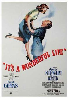 """"""" La vita è meravigliosa """"  Frank Capra 1946"""