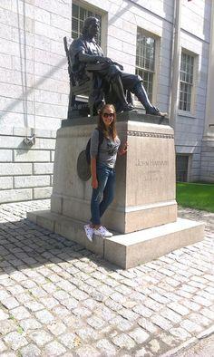Harvard, Boston..
