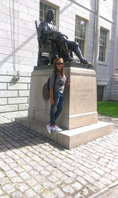 Harvard, Boston..