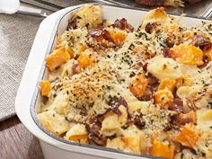 ABC The Chew Holiday Recipes - Holiday Party Recipes and Tips from The Chew - Michael Symon's holiday mac & cheese