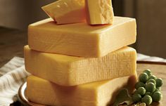 Havarti Cheese: The Danish Delight. Semi-soft, cow's milk. Often mixed with herbs. Delish!
