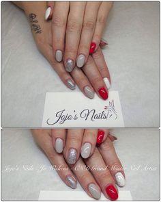 CND Shellac Manicure - By Jo Wickens @ Jojo's Nails - www.jojosnails.com