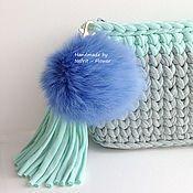 Crochet Clutch, Crochet Handbags, Crochet Purses, Love Crochet, Diy Crochet, Knitting Patterns, Crochet Patterns, Knitted Bags, Crochet Accessories