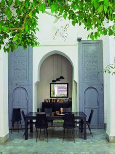 A Marrakech a casa di Valérie Barkowski - MarieClaire