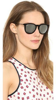 discount ray ban erika  ray ban erika velvet sunglasses