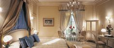 Ritz Madrid Royal Suite