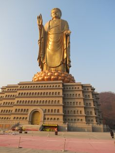 Spring Temple Buddha (World's Tallest Statue)