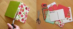 How to repurpose your greeting cards!  I hate throwing away cards so I googled what to do with them and this site ad a few ideas