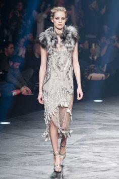 Cocktail Dress for Teneniel DjoRoberto Cavalli, Fall 2014