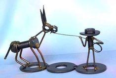 Welding Art Projects, Metal Art Projects, Diy Welding, Metal Welding, Metal Crafts, Welding Design, Blacksmith Projects, Welding Ideas, Metal Sculpture Artists