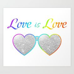 #loveislove #rainbow #pride #equality #musthave   Collect your choice of gallery quality Giclée, or fine art prints custom trimmed by hand in a variety of sizes with a white border for framing.