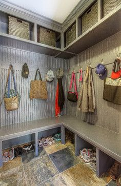 Traditional Mudroom Design Ideas, Pictures, Remodel, and Decor - page 16